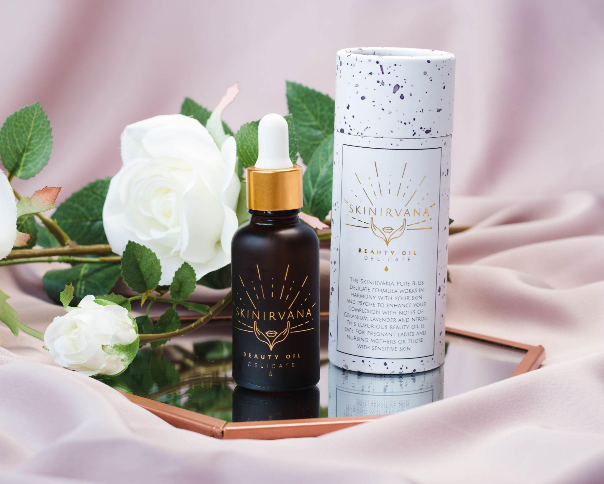 Skiniravana beauty facial oil
